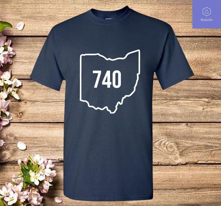 740 Ohio T Shirt