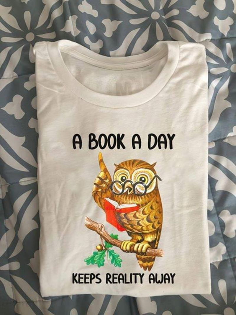 Books Globes Books Take You Where You're Never Been Quote White White T Shirt Men And Women S-6XL Cotton
