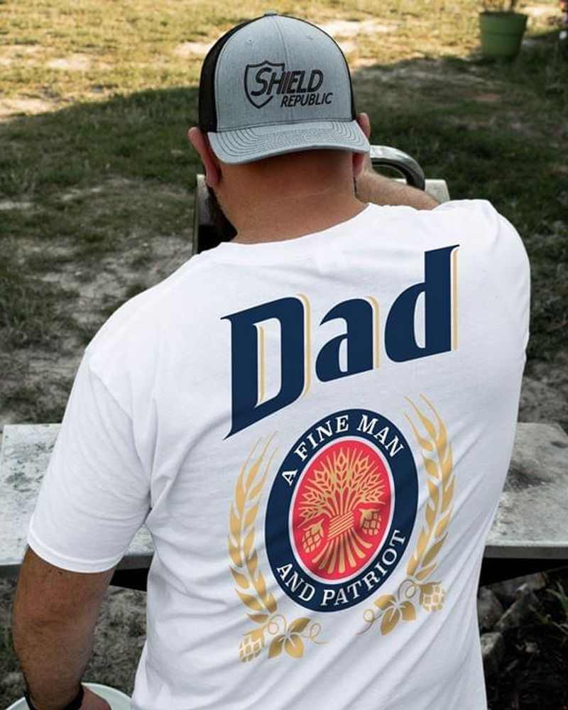 Father's Day Gift I'm Not The Step Dad I'm Just The Dad That Stepped Up T Shirt Black S-6XL Men And Women Clothing
