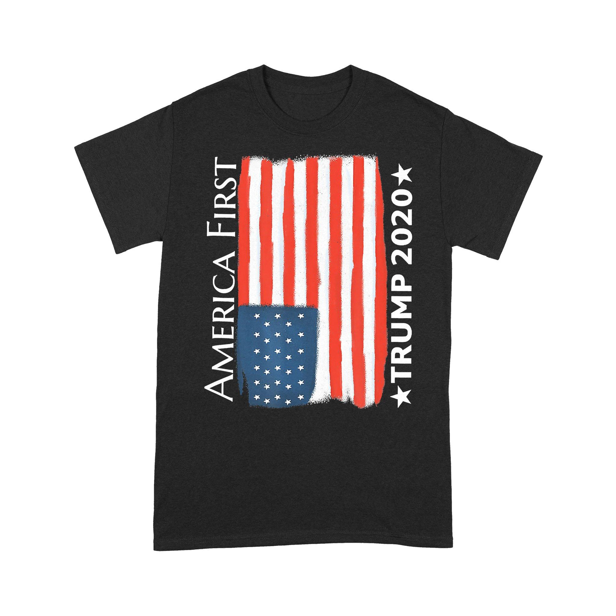 America First Trump 2020 T-shirt