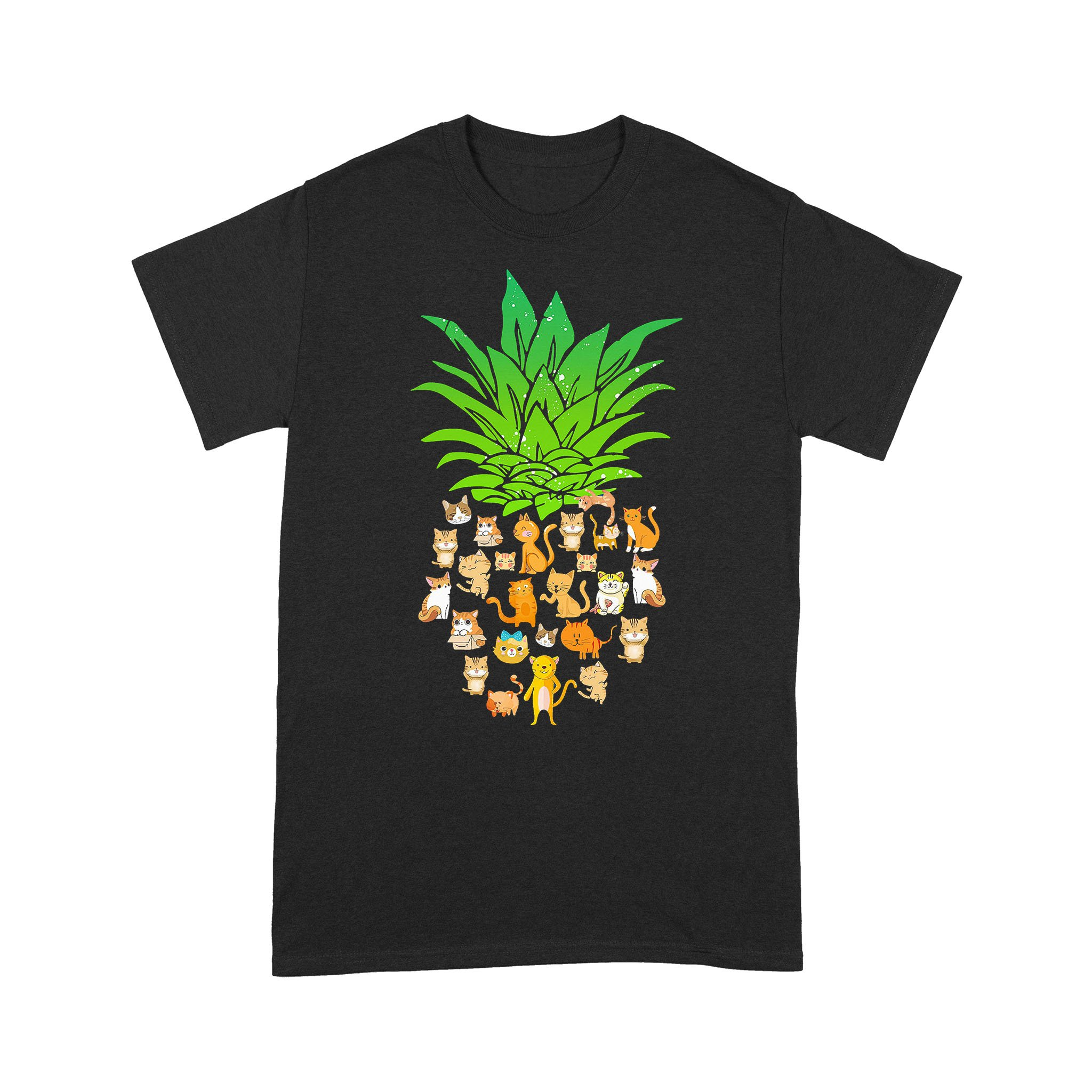 Awesome Pineapple Cats T-shirt