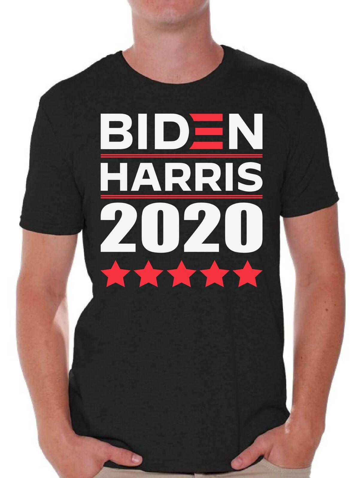 Biden Harris T-Shirt Joe Biden Kamala Harris President 2020 Election Democratic