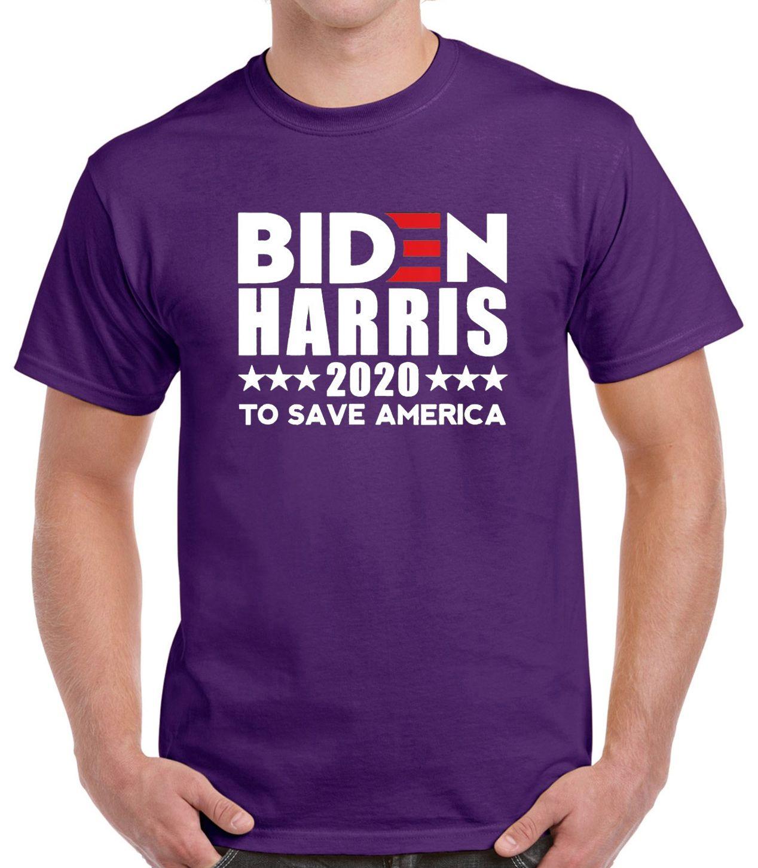 Biden Harris To Save America Biden Harris 2020 T-Shirt