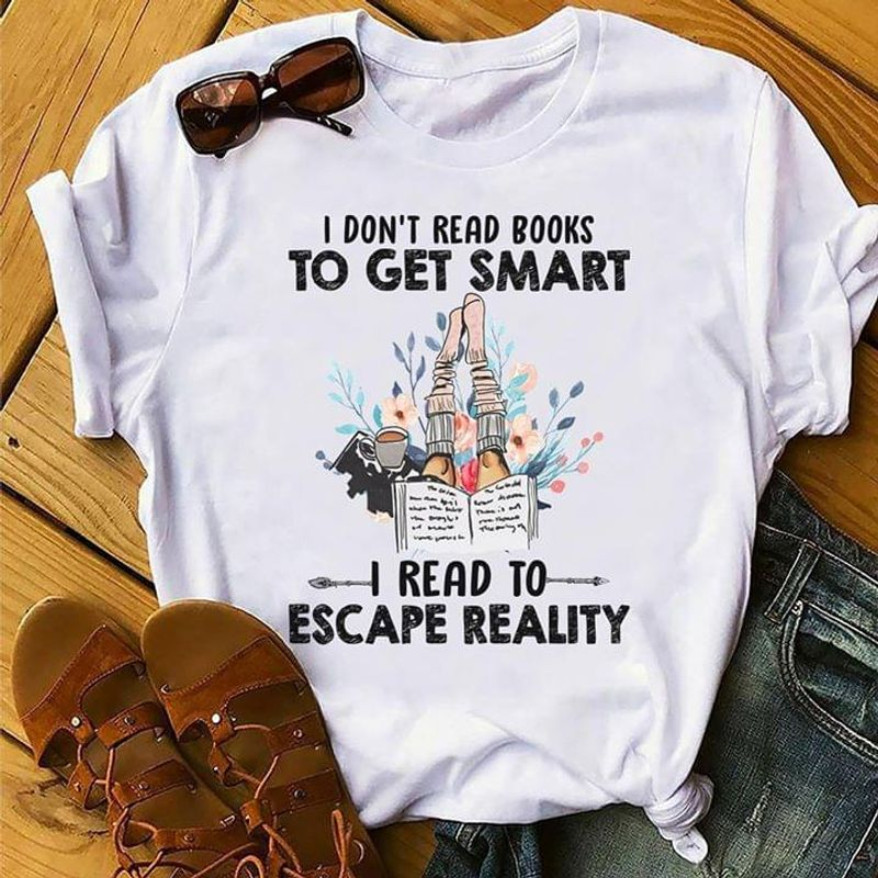Once Upon A Time There Was A Girl Loved Books & Tattoos White White T Shirt Men And Women S-6XL Cotton