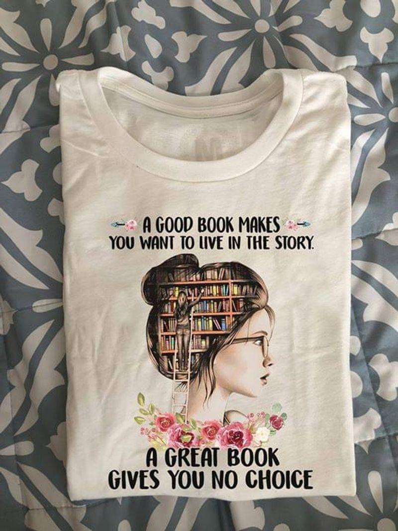 Too Many Books Book Lovers Not Enough Bookshelves Black T Shirt Men And Women S-6XL Cotton
