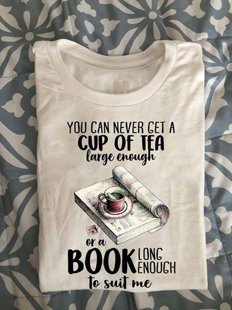Time Spent With Books Is Never Wasted T-Shirt Funny Dragon Reading Books Black T Shirt Men And Women S-6XL Cotton