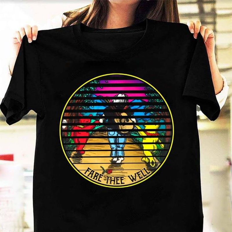 Living Life One Cruise At A Time Ship In Sea At Night Awesome Gift For Beach Lover Black T Shirt Men And Women S-6XL Cotton