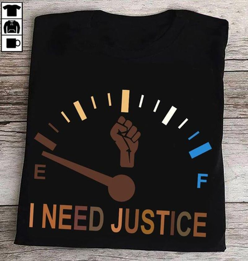 I Love Being A Black Woman I Need Justice Black Lives Matter Run Out Black T Shirt Men/ Woman S-6XL Cotton