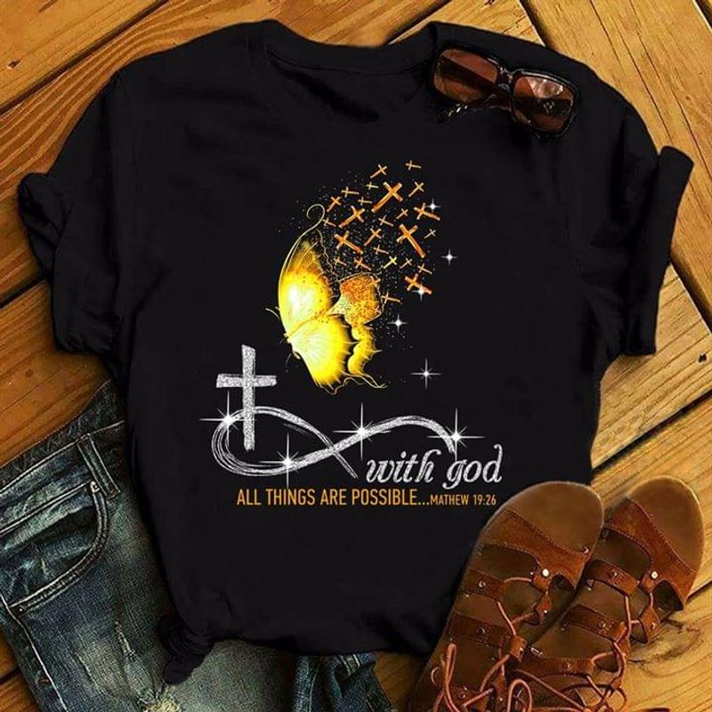 5 Things You Should Know About My Wife Funny Design Backside Black T Shirt Men And Women S-6XL Cotton