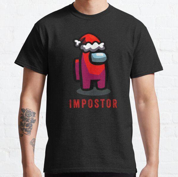 Impostor Imposter Game Gaming Meme T-Shirt