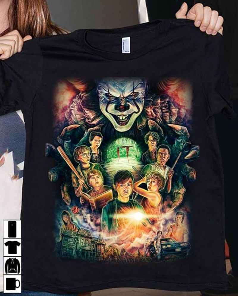 Halloween Gift Michael Myers Halloween Night Horror Movie Best Shirt For Halloween Black T Shirt Men And Women S-6XL Cotton