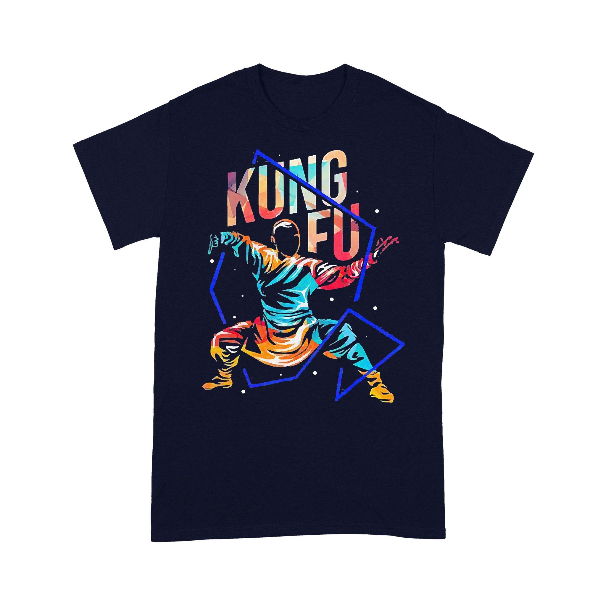 Kung Fu Martial Art Wushu T-shirt