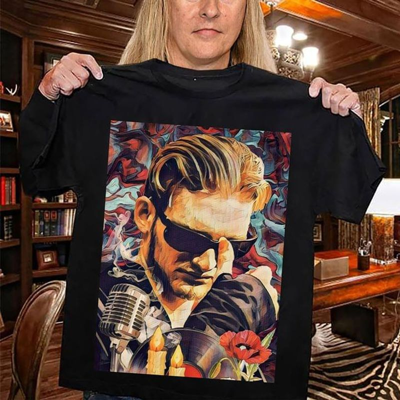 Layne Staley Alice In Chains Rock Band A Great Gift For Fans Black Men And Women Shirt