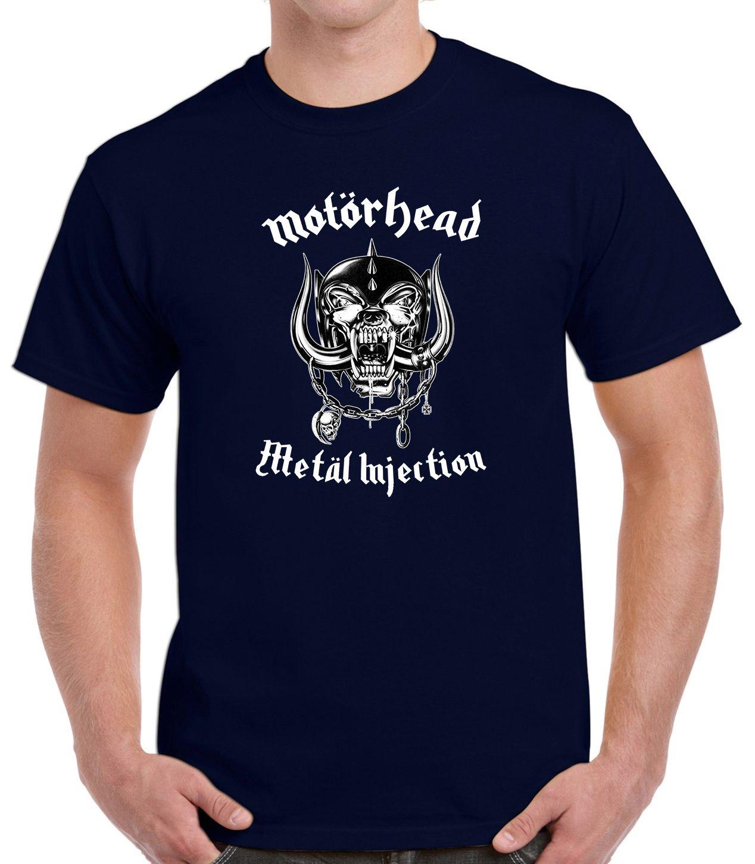 Motorhead Metal Injection T Shirt