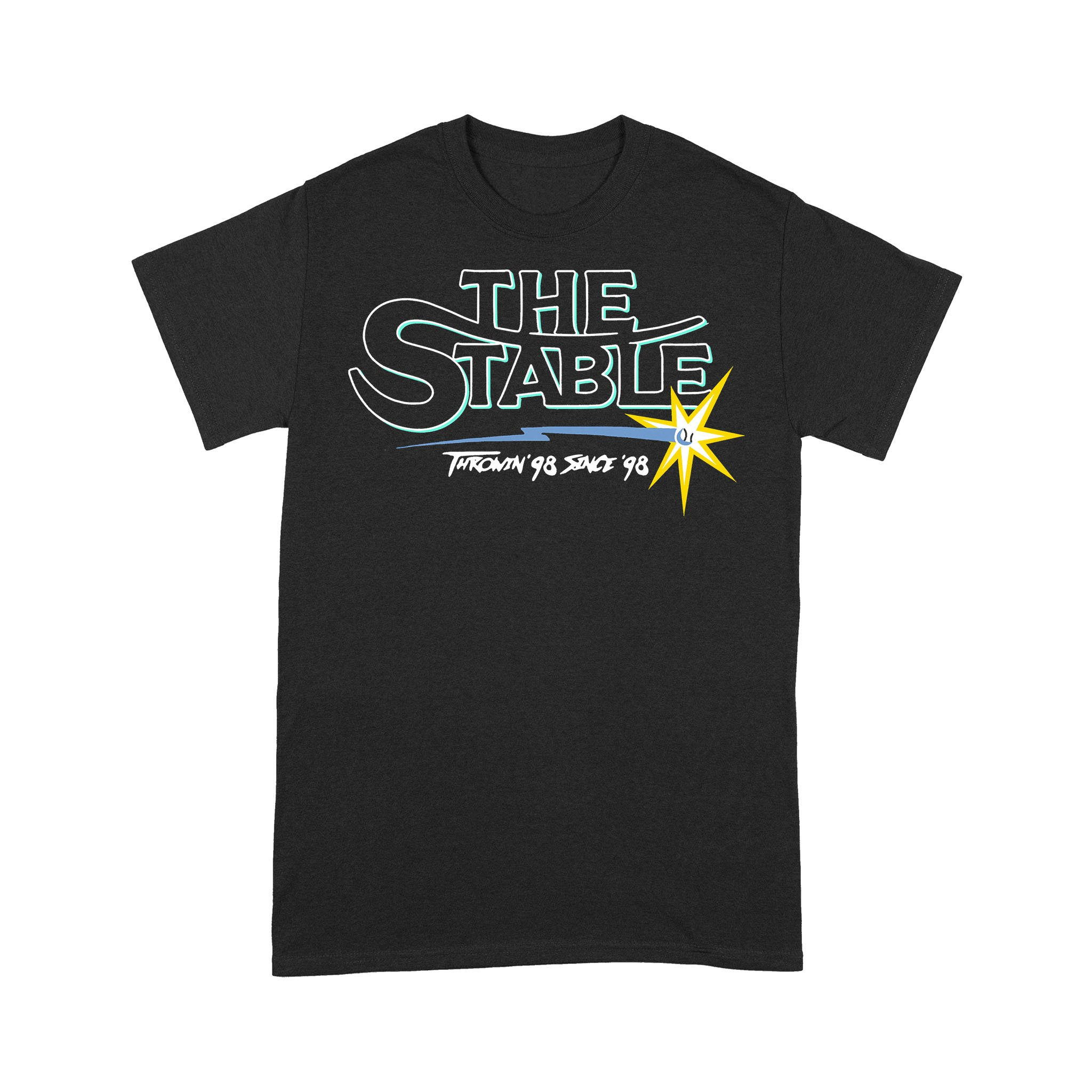 Nice The Stable Throwin€™S 98 Since 98 T-shirt
