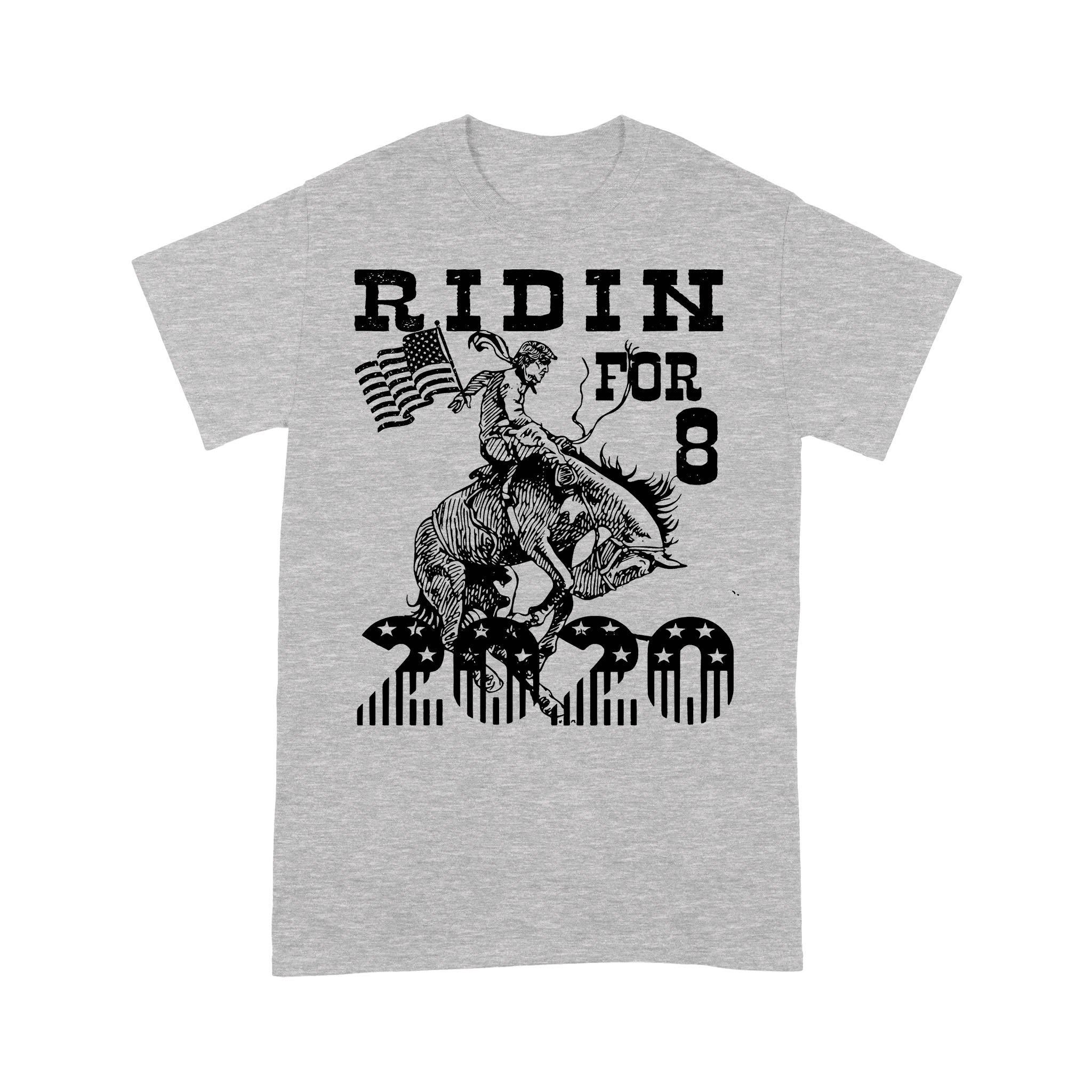 Ridin For 8 2020 T-shirt