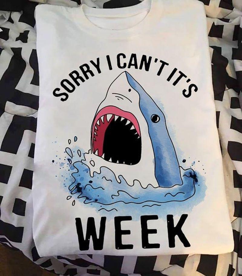 Shark Lovers Tee The United Shark Of America White White T Shirt Men And Women S-6XL Cotton