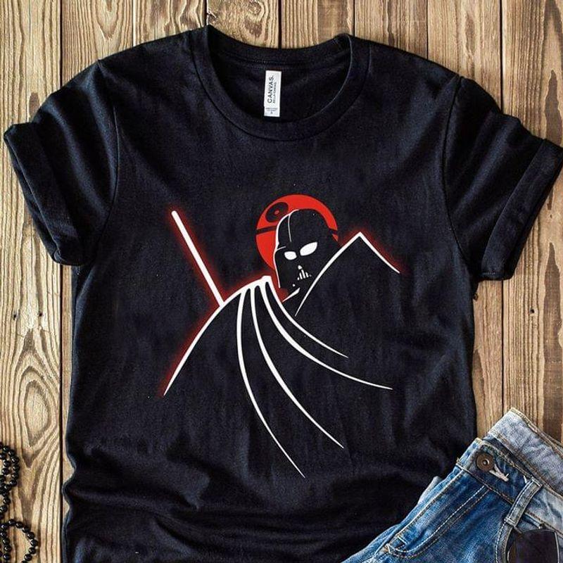 Star Wars Fans The Mandalorian Black T Shirt Men And Women S-6XL Cotton