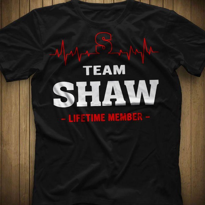 Team Ford Lifetime Member    T-shirt Black B1