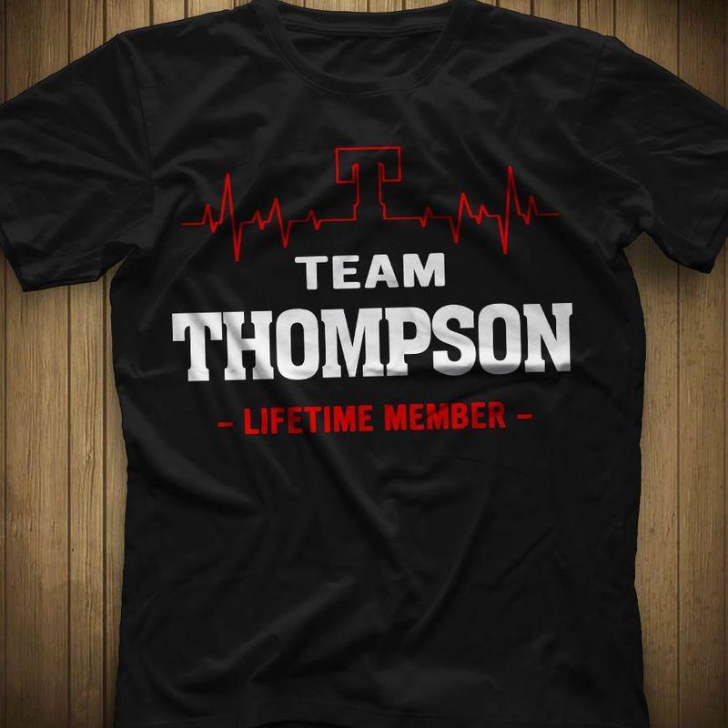 Team Greene  Lifetime Member    T-shirt Black B1