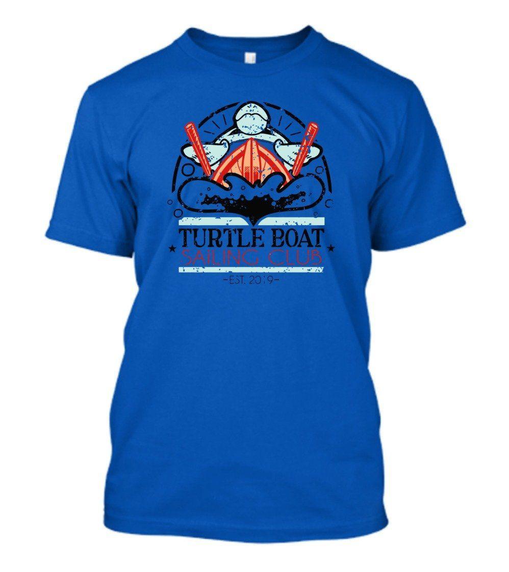 Turtle Boat T-Shirt
