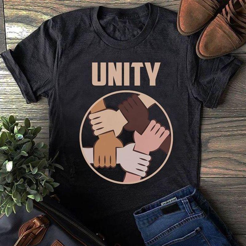 Love Diversity Black Lives Matter Shirt Vintage Dark Heather Dark Heather T Shirt Men And Women S-6XL Cotton
